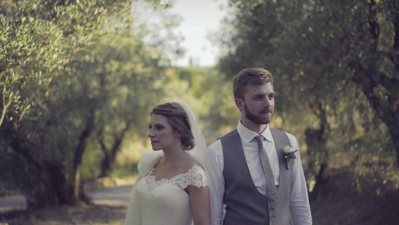 luxury wedding florence tuscany videographer