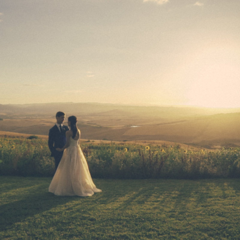 country wedding videographer tuscany