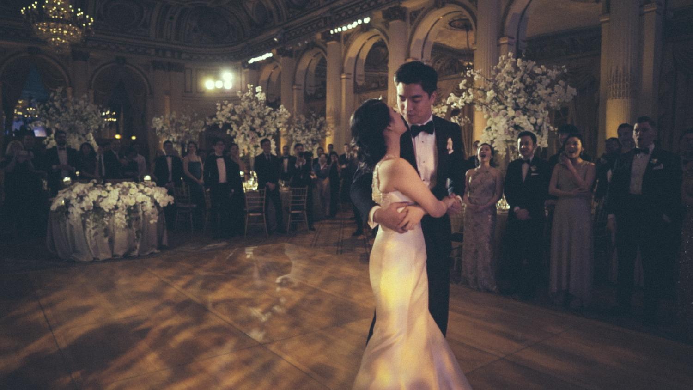 Wedding Videographer Plaza Hotel New York