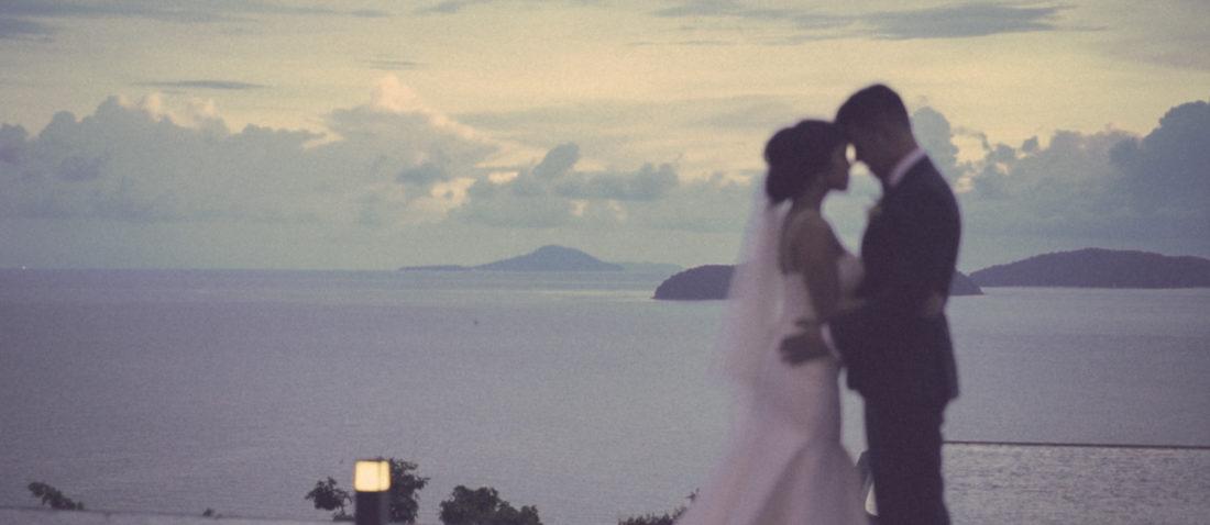 phuket wedding videographer sri panwa