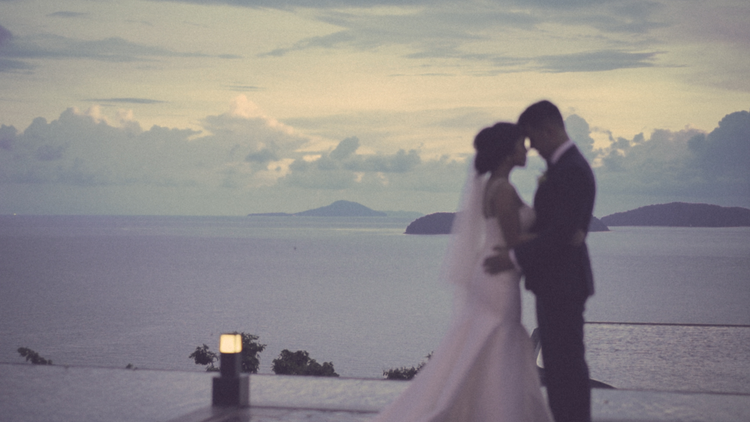 phuket wedding videographer sri panwa