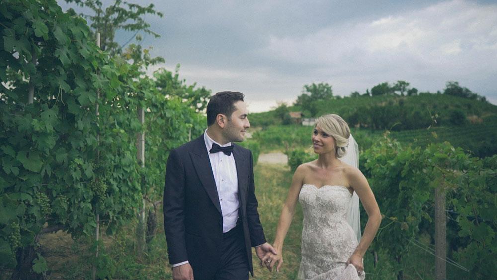 jewish wedding piedmont monforte d'alba villa beccaris