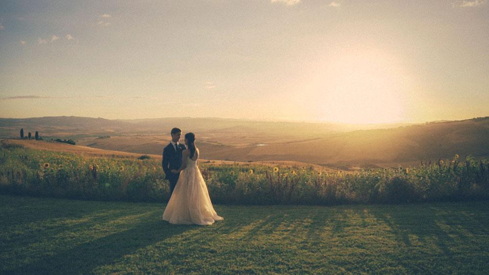 la bandita pienza wedding videographer tuscany
