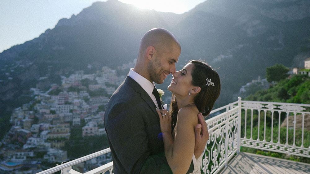 persian wedding villa oliviero positano amalfi coast italy