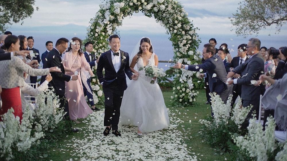 destination wedding videographer italy ravello villa cimbrone eventsbypaulina