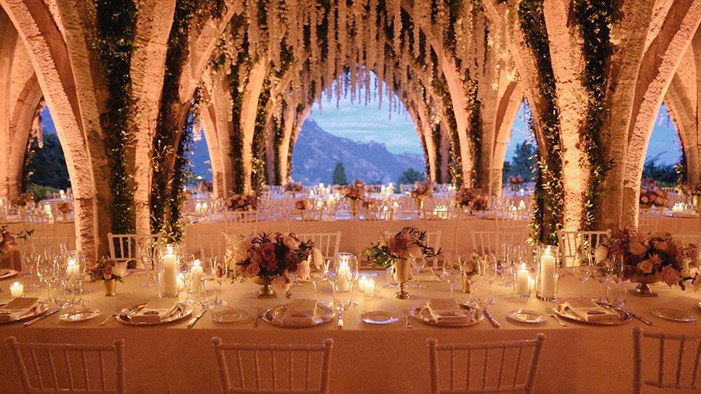 villa cimbrone cript eventsbypaulina wedding planner videographer ravello