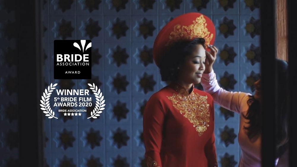 videography award bride association dolcevita wedding cinema phuket sripanwa